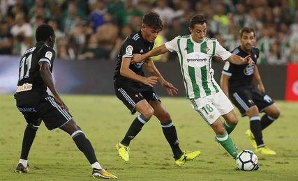 Guardado se incorpora y Setién entrena con todo para Villarreal