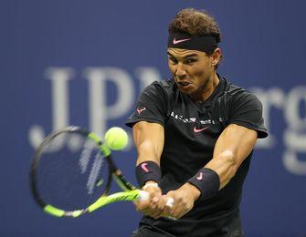 Nadal arrolla a Del Potro y jugará su cuarta final del Abierto