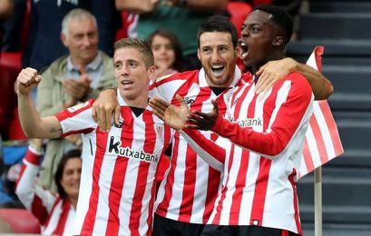 2-0. Muniain y Aduriz tumban a un buen Girona y colocan cuarto al Athletic