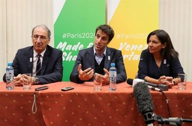 Alcaldesa de París afirma que la seguridad está resuelta para juegos de 2024