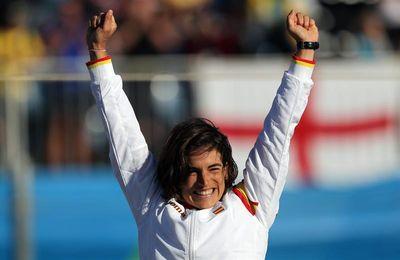 Chorraut, bronce en Copa del Mundo de Eslalon y los C2, doblete en Maratón