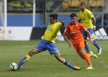 Málaga y Las Palmas buscarán en La Rosaleda sus primeros puntos del curso