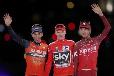 """Nibali: """"Valoro mucho el segundo puesto, ha sido una Vuelta muy dura"""""""