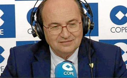 Pepe Castro ha hablado hoy en los micrófonos de COPE Sevilla.