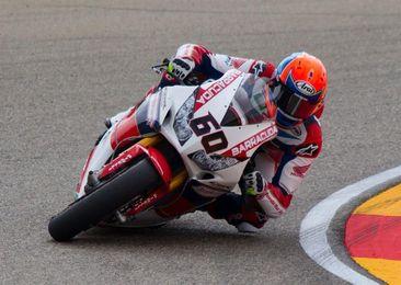 Van der Mark pilotará la Yamaha de Rossi en MotorLand