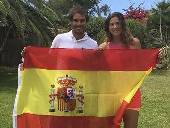 Nadal y Muguruza firman un número uno histórico