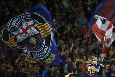 Messi se exhibe para derrumbar por vez primera el muro de Buffon