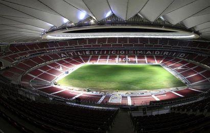 El Atlético se entrenará este jueves en el Wanda Metropolitano