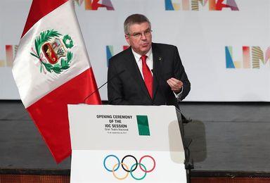 """Bach renueva el compromiso del COI """"con la integridad del deporte"""""""