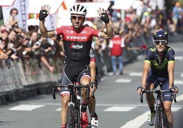 Haimar Zubeldia se retirará del ciclismo en la marcha Ciudad de Valencia