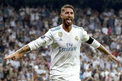 """Sergio Ramos: """"Hemos notado la vuelta de Cristiano"""""""