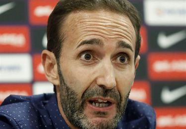 Sito Alonso quiere un Barça con ambición y sacrificio desde el principio