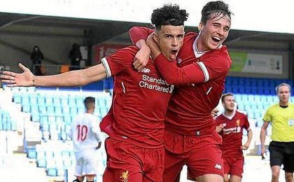 Liverpool 4-0 Sevilla FC: El juvenil empieza con mal pie