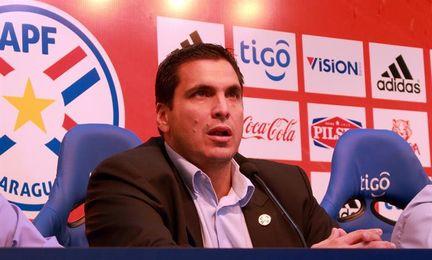 """El fútbol paraguayo vive un """"día histórico"""" con la presentación de su nueva sede"""