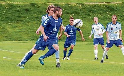 Rubén Rodríguez pasó hace dos años por el fútbol islandés.