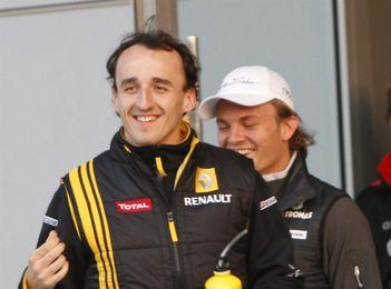 Rosberg gestionará el regreso de Kubica a los circuitos, según los medios