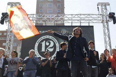 Madrid rinde homenaje a Ángel Nieto