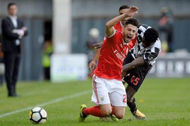 El Benfica cae a la cuarta plaza tras perder en casa del Boavista (2-1)