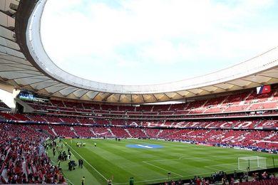 Simeone sale con el once previsto en el estreno del Wanda Metropolitano