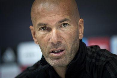 """Zidane: """"Bale necesita tiempo"""""""
