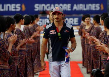 Carlos Sainz, cuarto en Singapur, logra su mejor resultado en la Fórmula Uno