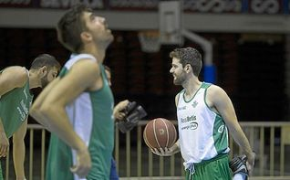 El Betis Baloncesto cierra en La Coruña su programación de amistosos