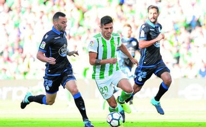 Narváez no estará en el Bernabéu