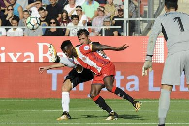 Competición le retira a Vázquez la amarilla por acción del penalti en Gerona