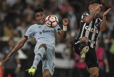 El Gremio quiere cortar su mala racha para eliminar a un motivado Botafogo