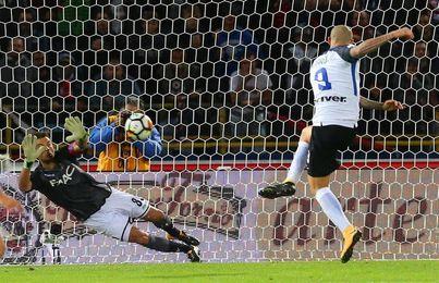 Mauro Icardi salva un punto para el Inter en el campo del Bolonia (1-1)