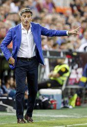 """Míchel: """"La Liga está siendo muy dura con nosotros"""""""
