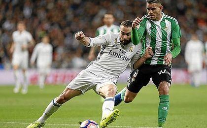 Madrid-Betis, en directo: ¡Final! ¡Asalto al Bernabéu!
