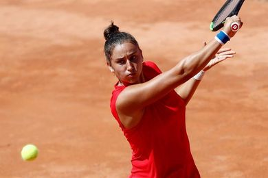 Sara Sorribes logra los cuartos de final