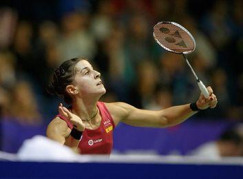 Carolina Marín gana 2-0 a india Nehwal y pasa a cuartos del Abierto de Japón