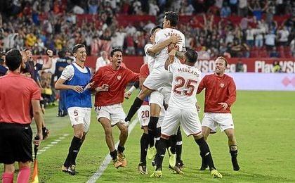Navas fue un incordio para Las Palmas.