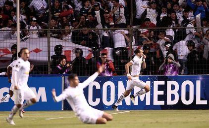 2-1. Pedro salva al Fluminense, que con el gol de visitante está en cuartos