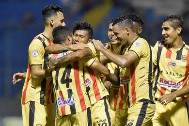 Real España y Motagua buscan consolidar su liderato en el Apertura hondureño