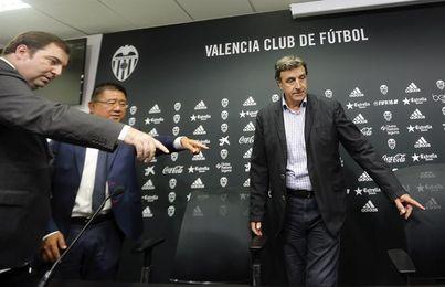 El Valencia negocia con Alesanco su salida del club