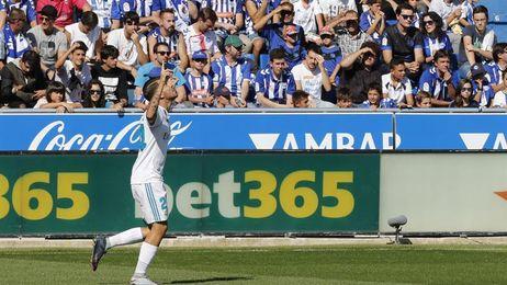 1-2. Ceballos a al Real Madrid una victoria imprescindible