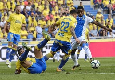 0-2. El Leganés rentabiliza sus goles ante un rival sin fútbo