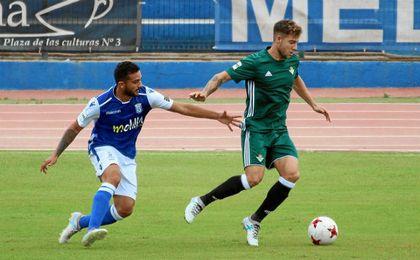 Melilla 4-0 Betis Deportivo: Dura derrota del filial en Melilla