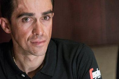 """Contador: """"En breve habrá corredores que den alegrías al ciclismo español"""""""