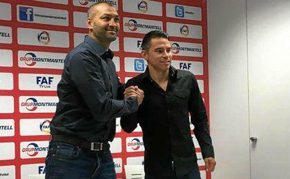 El ex del Sevilla Saviola inicia su carrera como entrenador