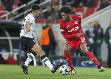 1-1. El Liverpool perdona la vida al Spartak