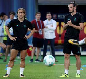 Modric y Bale vuelven al once; Asensio, al banquillo
