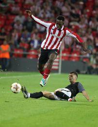 0-1. El Athletic tropieza ante el Zorya en San Mamés y se complica la vida