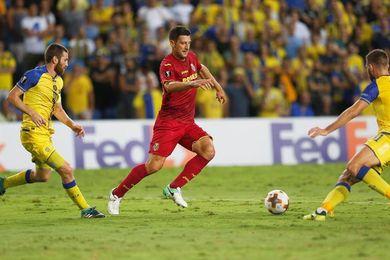 0-0. El Villarreal de Calleja resuelve visita al Maccabi con empate sin goles