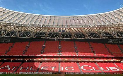Athletic-Zorya, en directo