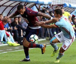El Eibar buscará la revancha en la Copa ante el Celta