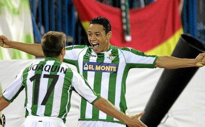 Oliveira marcó en la victoria en Cádiz en 2005.